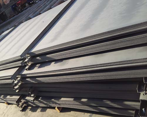 API 5L PSL1 X65 steel plate for pipeline steel